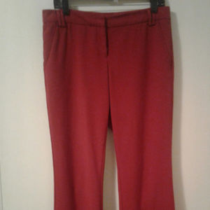 New York & Company Red dress pants